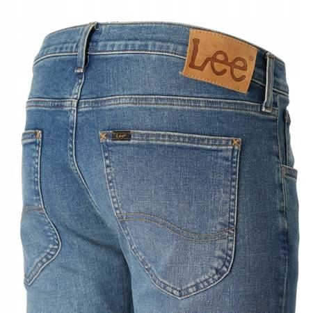 LEE LUKE SLIM TAPERED TANNED BLUE L719ROGD